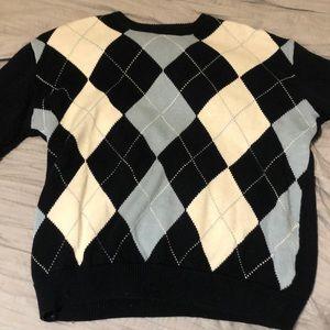 Patterned Brandy Melville sweater